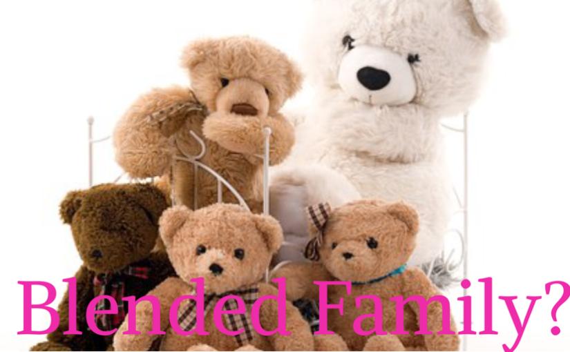 Spiritual Sundays: When the Blended Family isn't anOption?