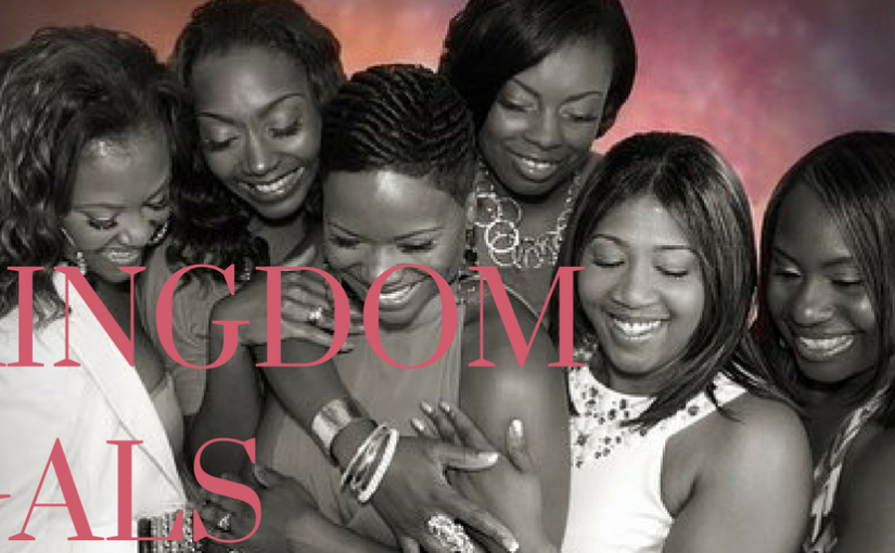 Kingdom Gals: For the Love of Money….