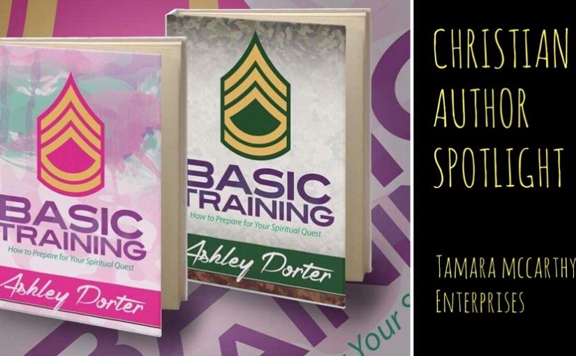 Christian Author Spotlight: AshleyPorter
