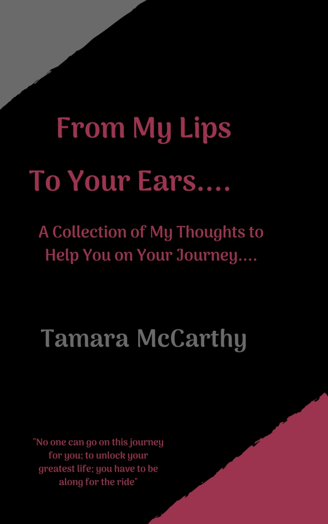 From my lips; to your ears! (1)